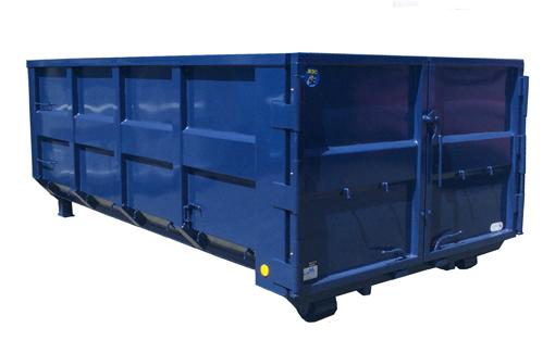 4t8㎥強化型タイプ 補強を増やし、板厚を上げるよりも軽量化で長持ち。
